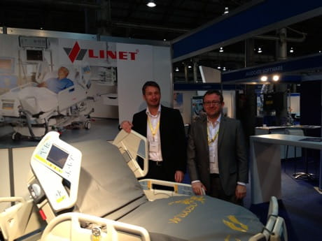 LINET participates in Australian Healthcare Week